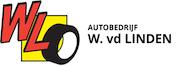 Autobedrijf W. van der Linden Logo